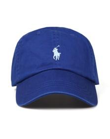 Polo Ralph Lauren Mens Blue Classic Sport Cap