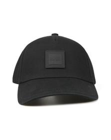 BOSS Mens Black Casual Fargo Cap