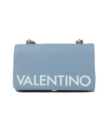 Valentino by Mario Womens Blue Masha Satchel