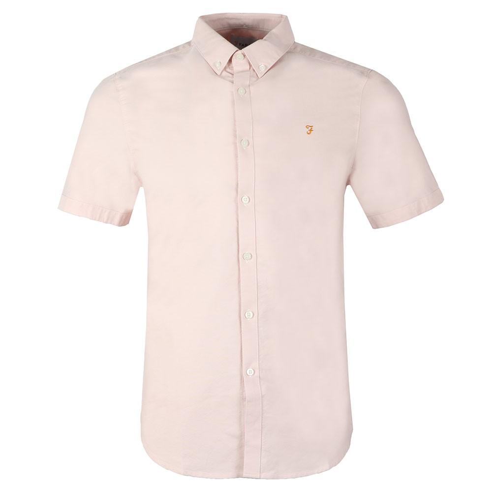 Brewer Slim SS Shirt main image