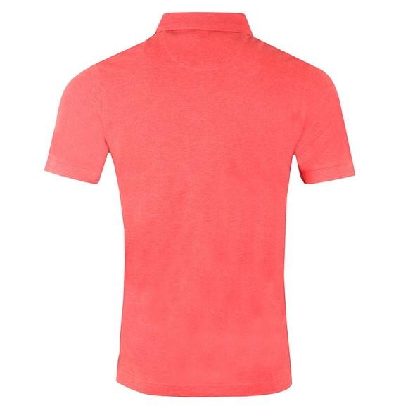 Farah Mens Red Blaney Polo Shirt main image
