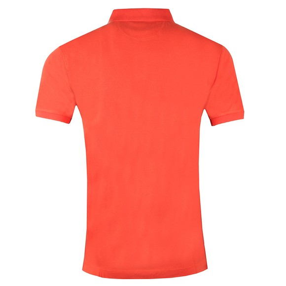 Hackett Mens Red New Classic Polo main image