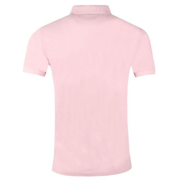 Hackett Mens Pink New Classic Polo main image