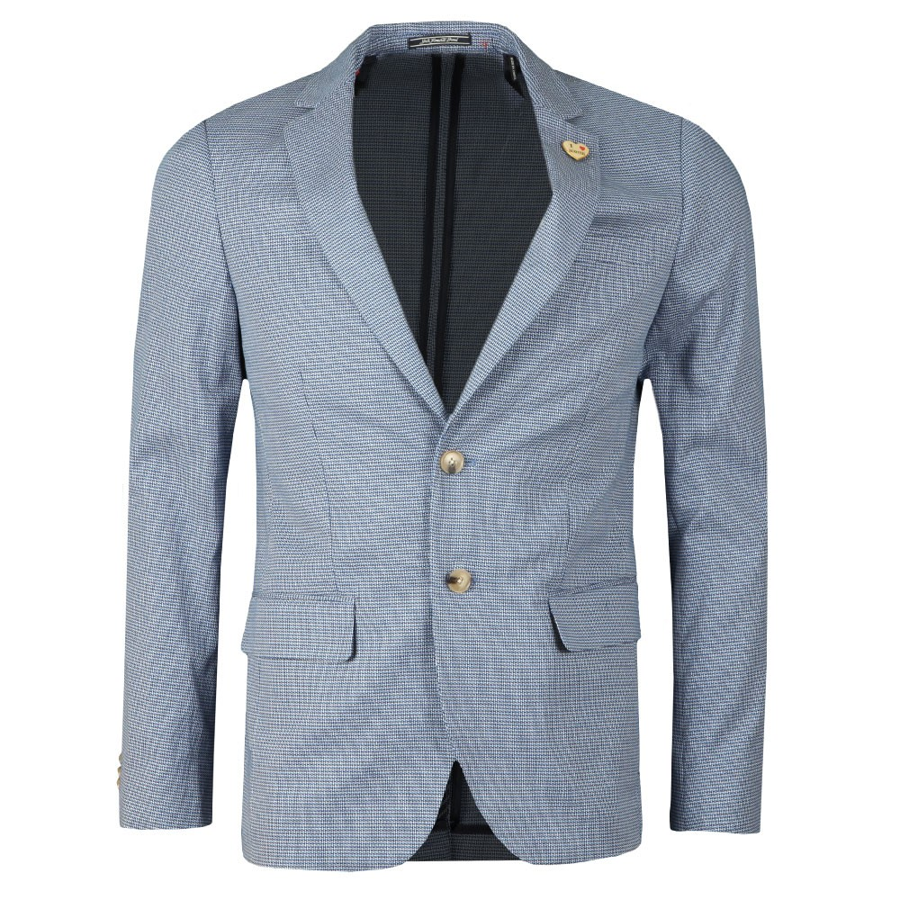 Chic Pattern Blazer main image