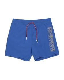 Napapijri Mens Blue Varco Swim Short
