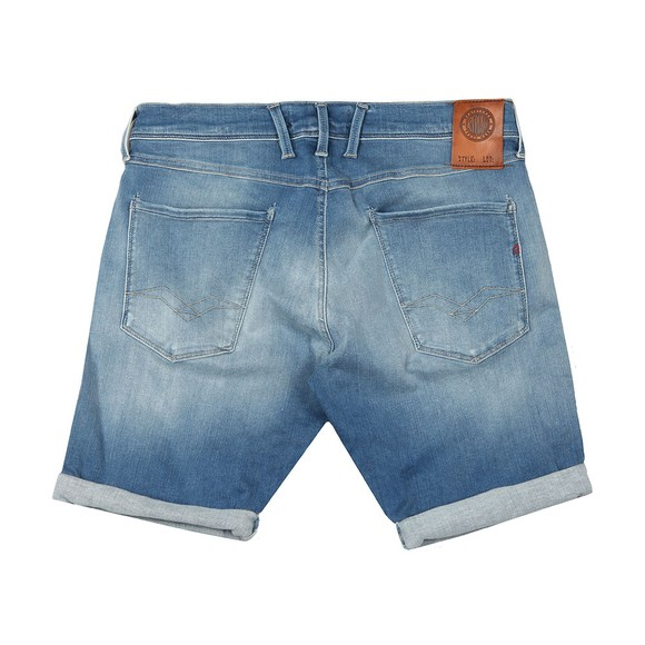Replay Mens Blue Hyperflex Short main image