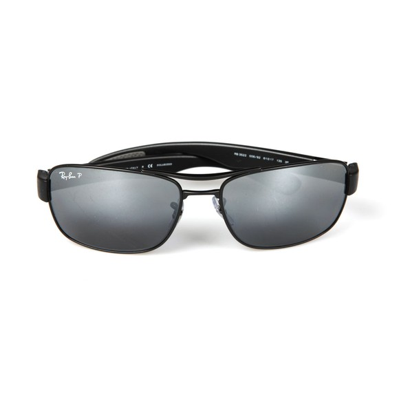 Ray-Ban Mens Black ORB3522 Sunglasses