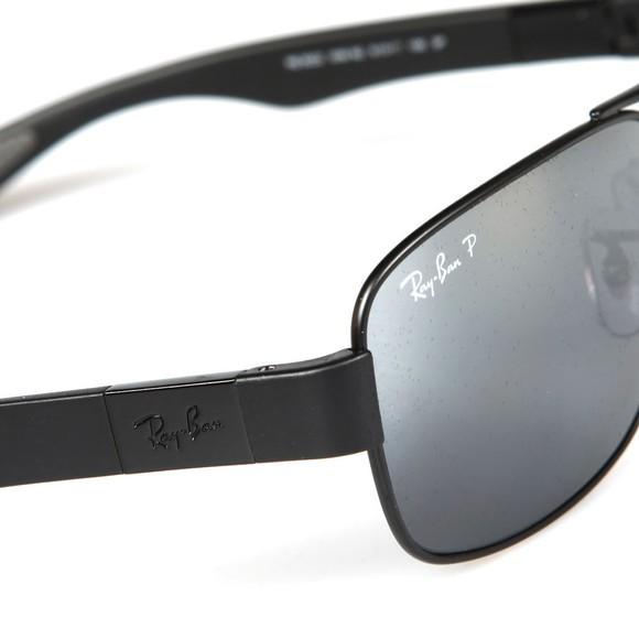 Ray-Ban Mens Black ORB3522 Sunglasses main image