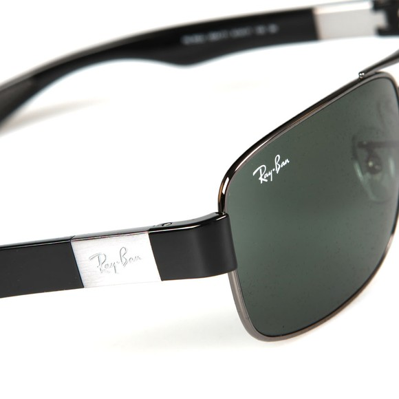 Ray-Ban Mens Grey ORB3522 Sunglasses main image