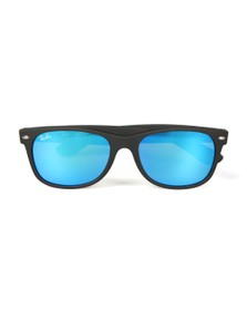 Ray-Ban Mens Black RB2132 New Wayfarer Sunglasses
