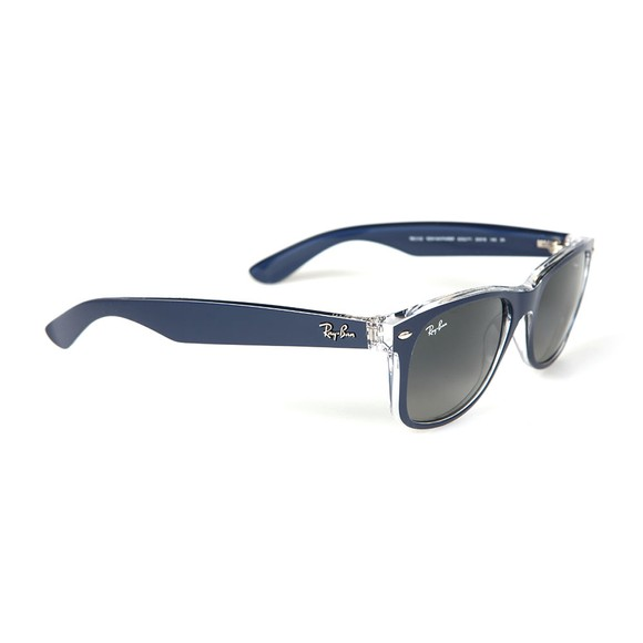 Ray-Ban Mens Blue RB2132 New Wayfarer Sunglasses main image