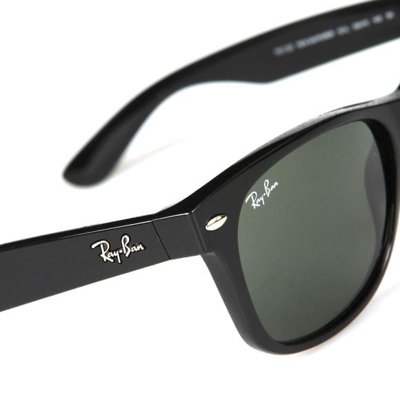 Ray-Ban Mens Black ORB2132  New Wayfarer Sunglasses main image