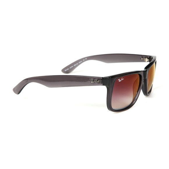 Ray-Ban Mens Grey ORB4165 Justin Sunglasses