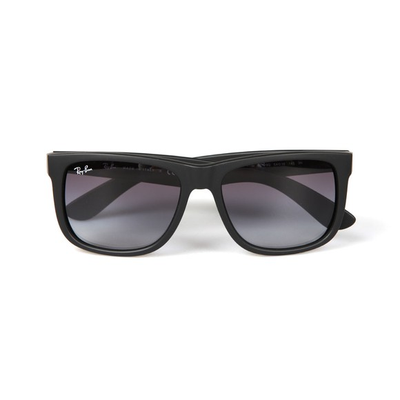 Ray-Ban Mens Black ORB4165 Justin Sunglasses