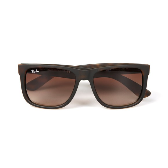 Ray-Ban Mens Brown ORB4165 Justin Sunglasses