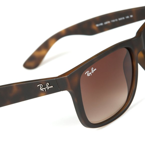 Ray-Ban Mens Brown ORB4165 Justin Sunglasses main image