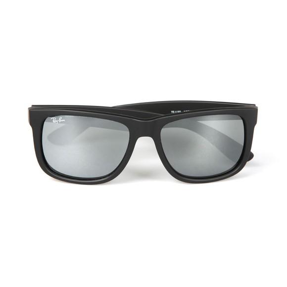 Ray-Ban Mens Black RB4165 Justin Sunglasses main image