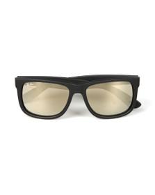 Ray-Ban Mens Black ORB4165 Justin Sunglasses