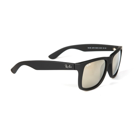 Ray-Ban Mens Black ORB4165 Justin Sunglasses main image