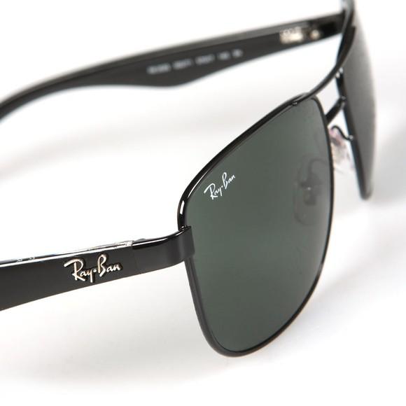 Ray-Ban Mens Black RB3533 Sunglasses main image