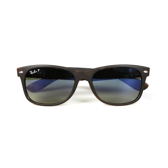 Ray-Ban Mens Brown RB2132 New Wayfarer Sunglasses