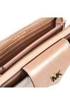 Michael Kors Womens Pink Small Conv Phone Crossbody