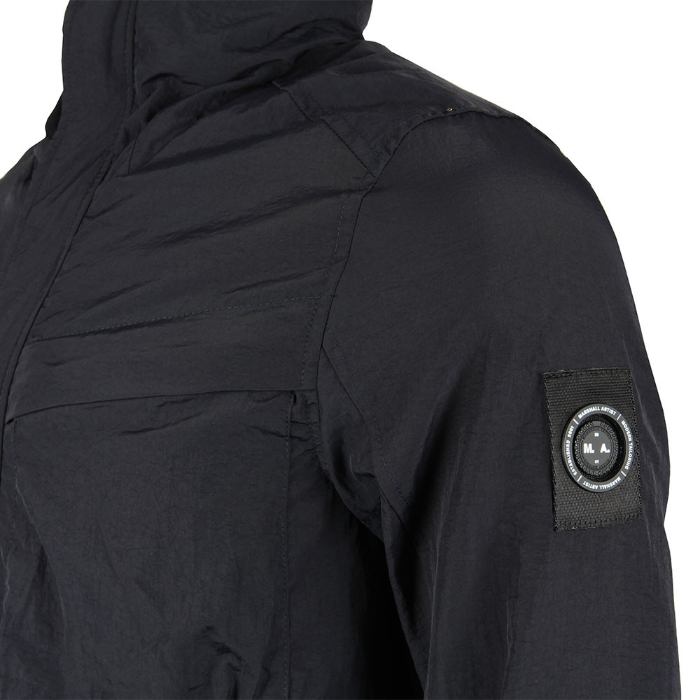 Garment Dyed Funnel Neck Field Jacket main image