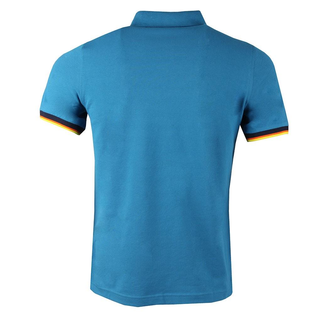 Vincent Contrast Polo Shirt main image