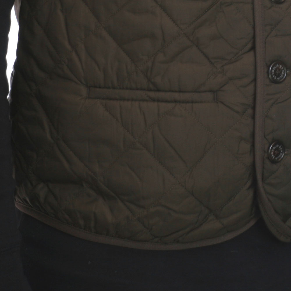 3d7052ea15467 Barbour SS11 Barbour Olive Tailored Waistcoat | Masdings