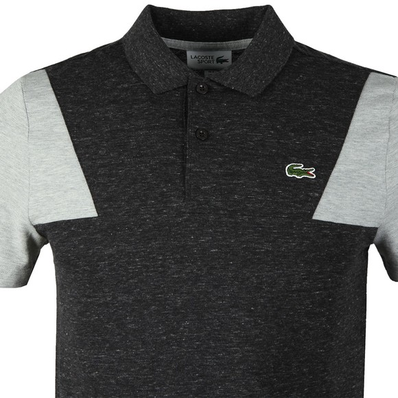 Lacoste Sport Mens Grey YH3463 Polo main image