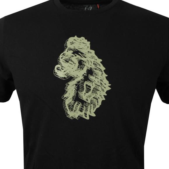 Luke Sport Mens Black Tiptronic Graphic T-Shirt main image
