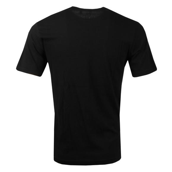 Luke 1977 Mens Black Saturday Scoops Printed T-Shirt main image