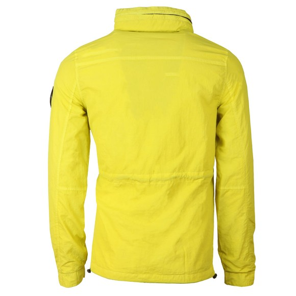 Marshall Artist Mens Yellow Garment Dyed Field Jacket main image