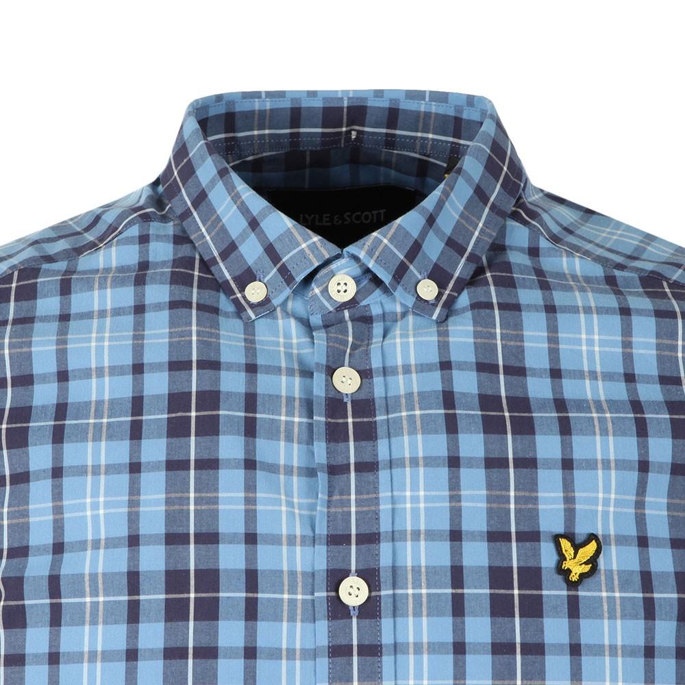 Check SS Shirt main image