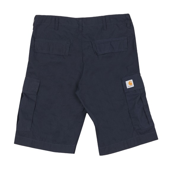Carhartt WIP Mens Blue Regular Cargo Short main image