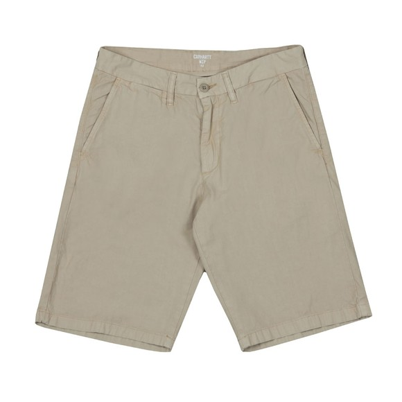 Carhartt WIP Mens Off-White Johnson Chino Short main image