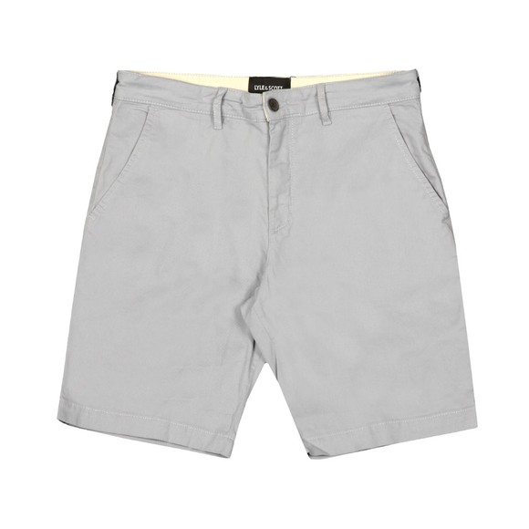 Lyle and Scott Mens Blue Chino Short main image