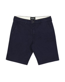 Lyle and Scott Mens Blue Chino Short