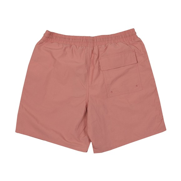 Lyle and Scott Mens Pink Plain Swim Short main image