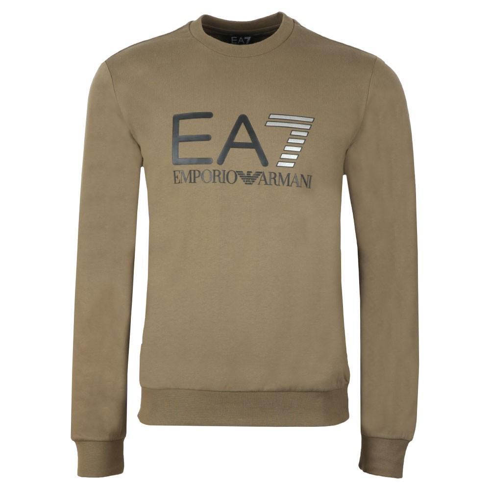 Large Logo Crew Sweatshirt main image