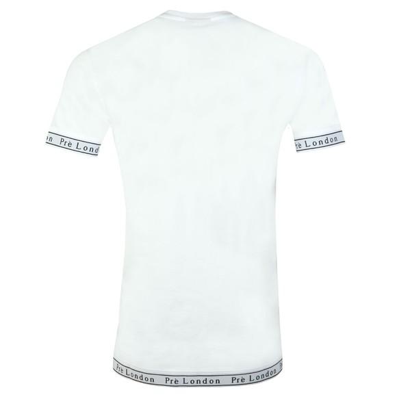 Pre London Mens White Stardom T Shirt main image