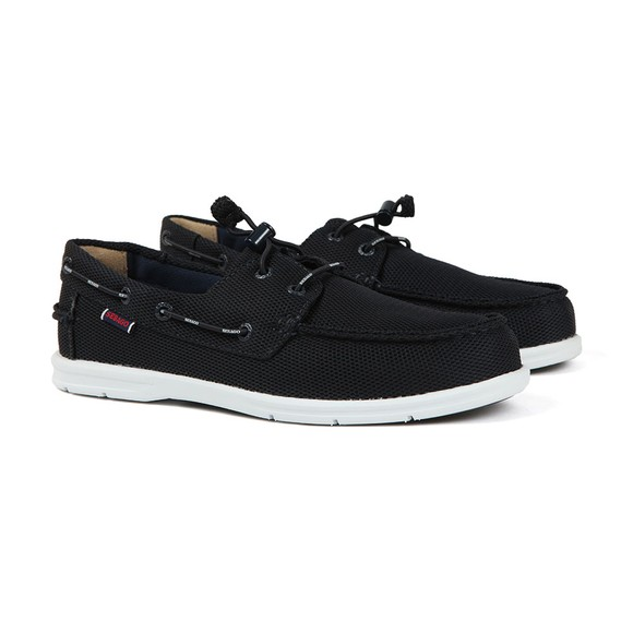 Sebago Mens Blue Naples Tech Boat Shoe main image