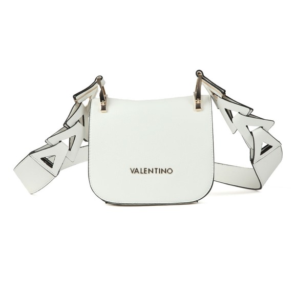 Valentino by Mario Womens White Zootropolis Satchel main image