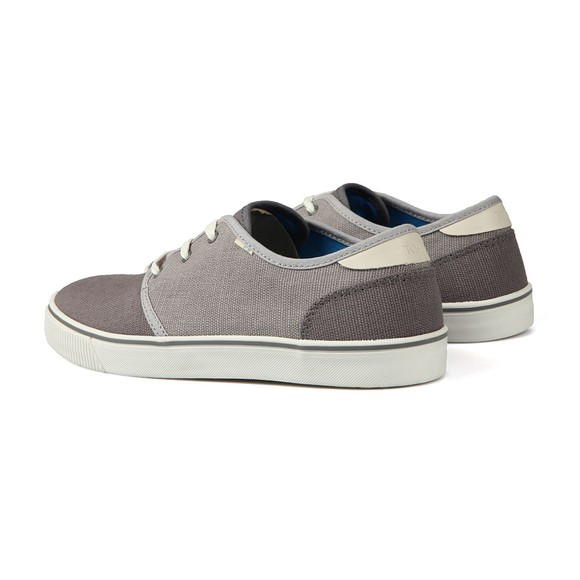 Toms Mens Blue Carlo Canvas Shoe main image