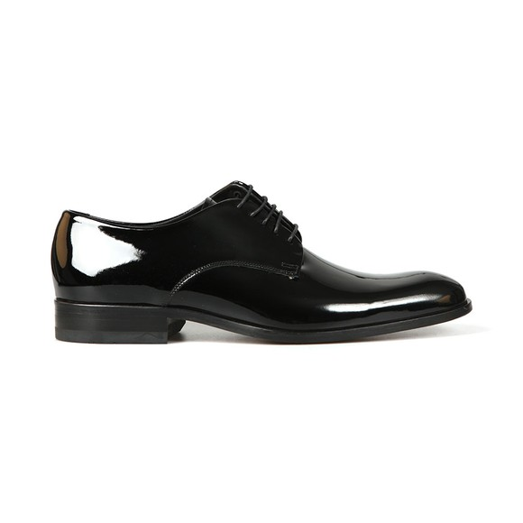 Loake Mens Black Bow Oxford Shoe
