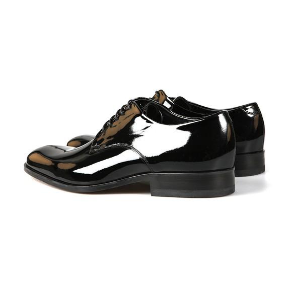 Loake Mens Black Bow Oxford Shoe main image