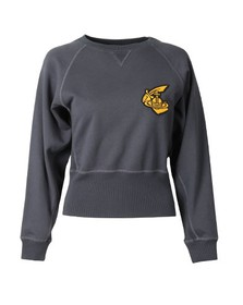 Vivienne Westwood Anglomania Womens Black Athletic Sweatshirt