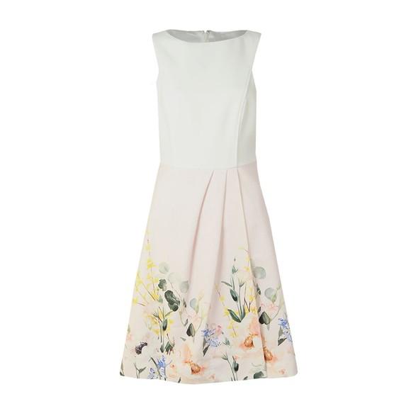 Ted Baker Womens Pink Kalla Elegance Full Skirt Dress