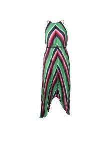 c24fcdcee Ted Baker Womens Blue Shannah Directional Stripe Maxi Dress