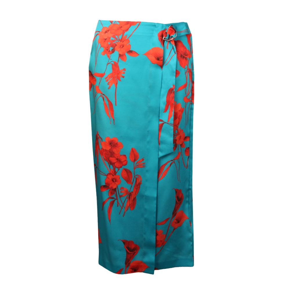 Lilyyy Fantasia Split Hem Midi Skirt main image
